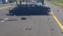 Four killed, two injured in truck and vehicle collision on the N1 South about 80km from Bloemfontein