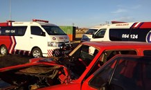 Head-on collision leaves four injured in Bohlokong