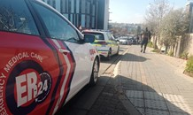 Man injured in a mall robbery in Centurion