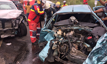 Two-vehicle collision leaves three injured on the R33 in Crammond, KwaZulu Natal.