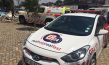 Seven injured in building fire in Centurion