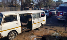 Taxi rollover leaves five injured on the Henley On Klip Drive between Johannesburg and Vereeniging