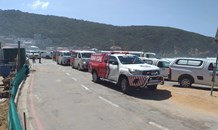 Four hospitalised following a near-drowning incident in Herolds Bay