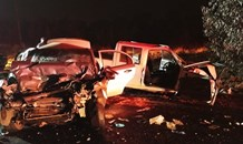 One killed, two injured in head-on collision, Krugersdorp