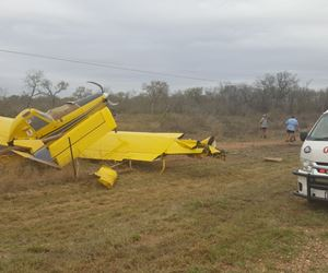 Lucky escape for pilot after emergency landing at Letsitele in Limpopo