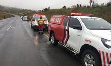 Bakkie rollover leaves seven injured in Mafakathini