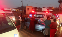 Ten children injured following taxi rollover in Msunduzi, KZN