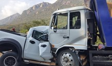 Two killed, another injured in head-on collision in Nelspruit