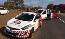 Cyclist left injured in collision, Pietermaritzburg