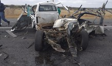Bus and bakkie collide leaving one dead, numerous others injured in Polokwane