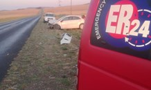 Vehicle rollover leaves one dead in Vaal Marina