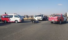 Security guard injured in a cash-in-transit heist in Vanderbijlpark