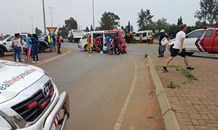 Three pedestrians injured in collision, Vanderbijlpark