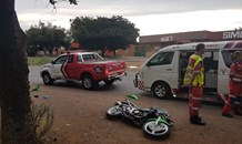 22-Year-old dies in motorbike crash along Mc Colm Boulevard in Vanderbijlpark