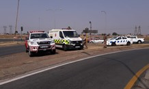 Pedestrian killed, three injured at intersection of the Golden Highway, Vanderbijlpark