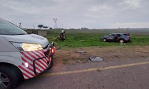Two-vehicle collision leaves one dead, another injured in Dube