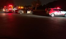 Two vehicle collision leaves three injured in Horizon, West of Johannesburg