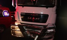Truck and car collide leaving one dead, two injured, Westonaria