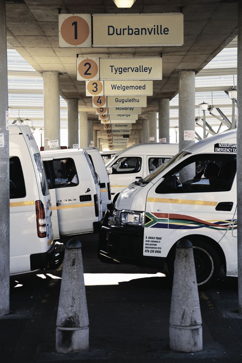 The Ministry and the Department will only apply a 70% loading capacity for Minibus taxis.