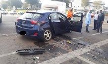 Several injured in collision in Edenvale