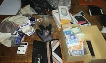 Maitland Flying Squad arrested five suspects for business robbery