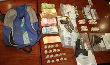 Anti-gang unit arrested suspect with drugs and firearms in Bishop Lavis