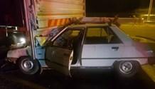 Multi-vehicle collision on the R21, Kempton Park
