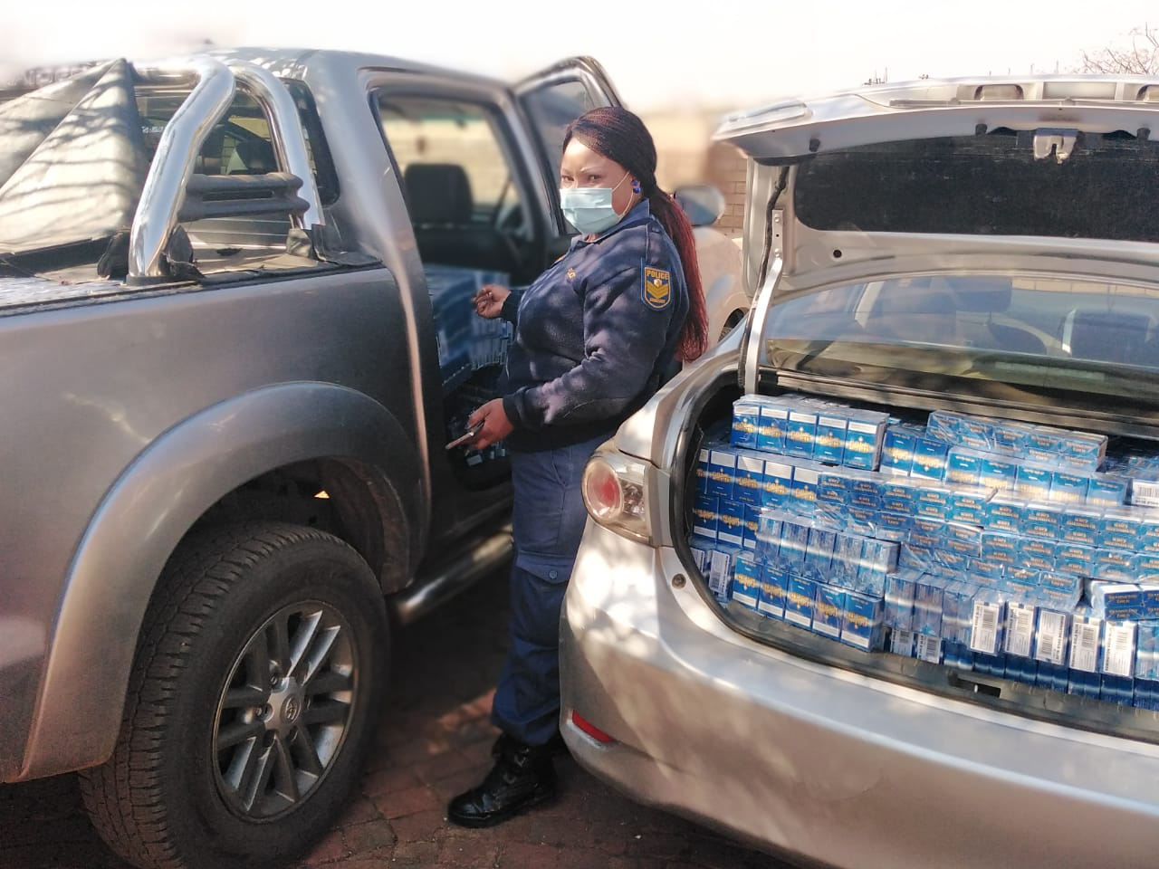 SAPS conducts Lockdown operations in the Vhembe District