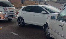 One injured in a collision on the N1