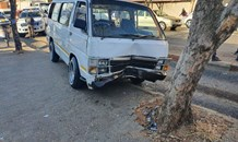 Two injured in a taxi collision in Germiston