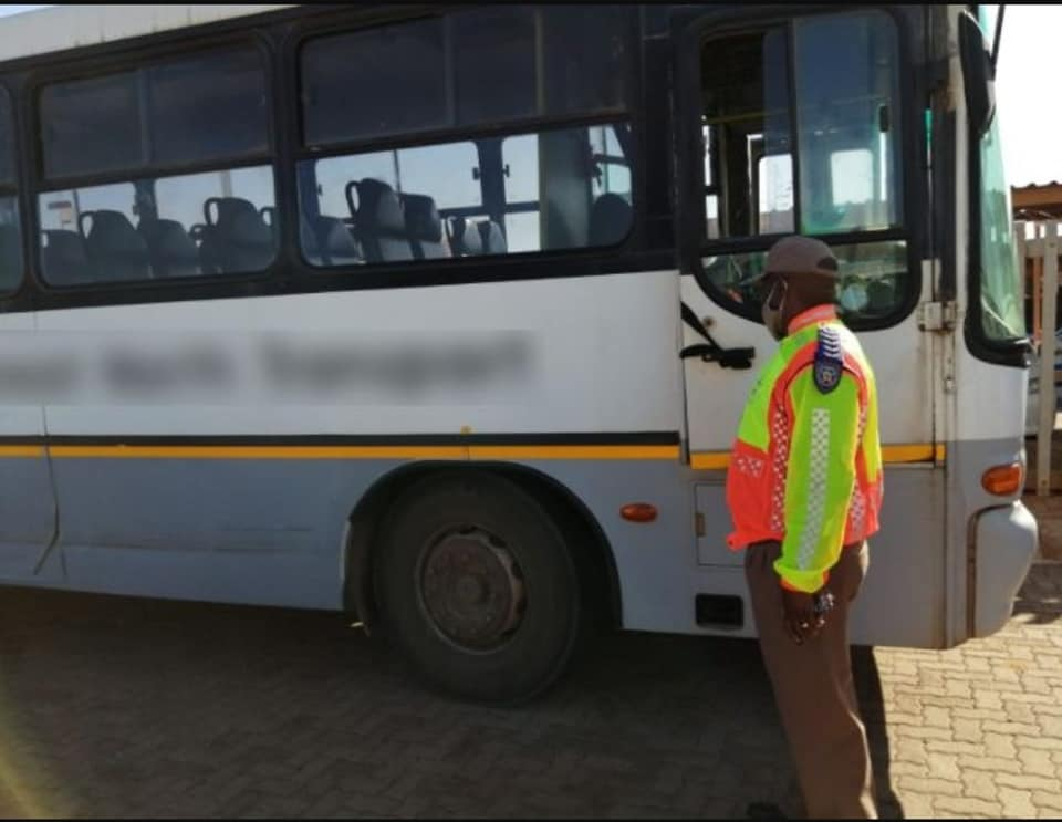 37 Vehicles impounded in Mokopane for various traffic offences