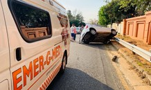 One injured in Randburg collision