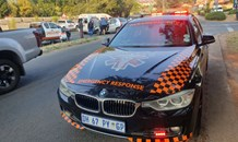 One injured in a collision in Constantia Kloof