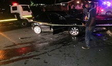 Housebreaking suspect killed by enraged mob after vehicle chase in Tongaat in KZN