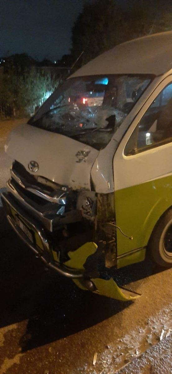 Off-duty officer killed in collision with reportedly speeding taxi in a road crash in Verulam