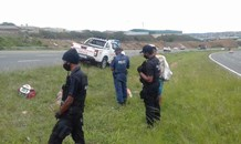 Pedestrian killed in a hit and run incident on the M25 in Ntuzuma