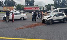 One injured in Bedfordview collision