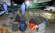 National Police Commissioner welcomes major cocaine bust on fishing vessel at Saldana