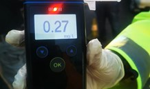 Gauteng Traffic Police arrest fifteen drunk drivers in Eldorado Park