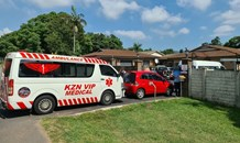 Woman killed in an alleged home invasion on Marrianhill Road in Pinetown