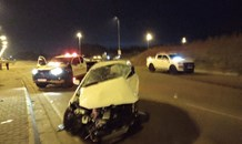 One injured in a collision in Centurion