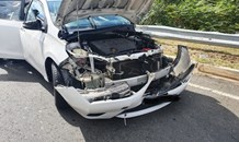 Several injured in a collision in Parktown