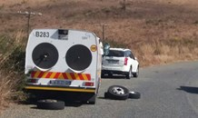Manhunt for suspects trying to rob cash-in-transit vehicle in Limpopo