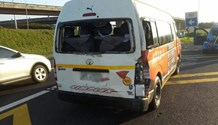 Thirteen injured in early commute, Durban