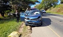 Head-On collision in Verulam - KZN