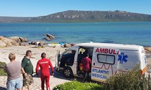 4 Tourists saved from hypothermia at Langebaan Lagoon