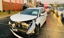 Multiple injured in Randburg collision