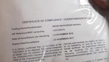 RTMC Anti-Corruption Unit makes 3 arrests for corruption after raiding Internet Cafe