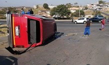 Five Injured in Taxi Collision:  Trenance Park - KZN