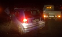 Head-On Collision at Canelands in KZN